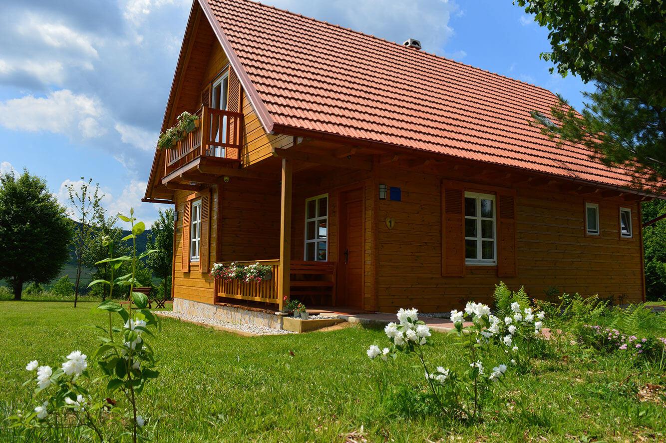 dobar izbor zdravog i aktivnog odmora u neposrednoj blizini NP Plitvička jezera