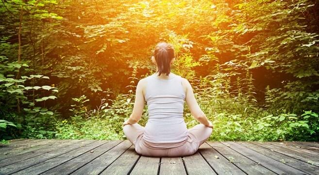 aktivno sudjelovanje u obnovi vlastite energije i vitalnosti